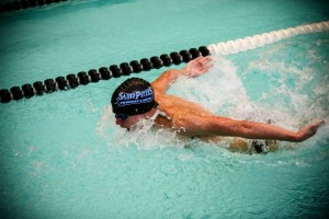 Jordi Mallen, Saint Peter's Swimming