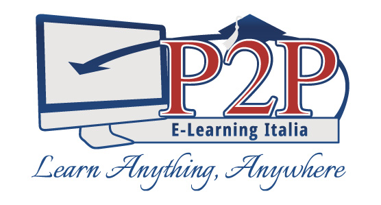 P2P E-Learning Italia Learn anything, anywhere