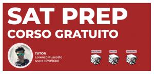 SAT PREP COURSE - Corso gratuito